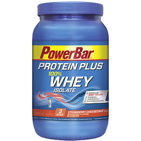Protein Plus 100% Whey Isolate - MHD 30.04.2019