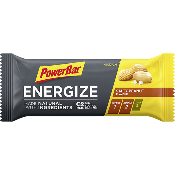 Energize Made With Natural Ingredients