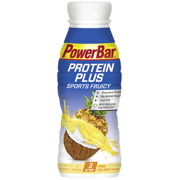 Protein Plus Sports Fruicy