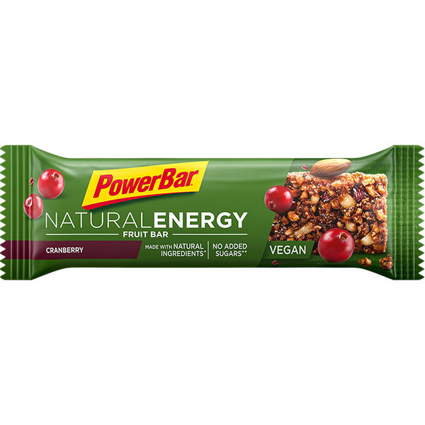 Natural Energy Fruit Bar