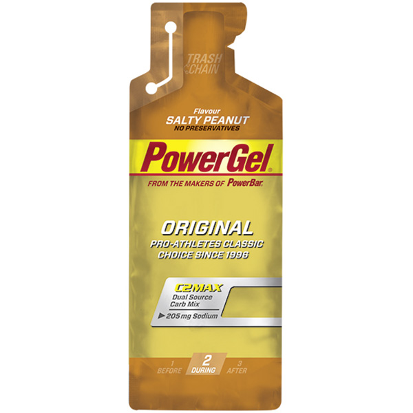 PowerGel Original - Salty Peanut (ohne Box)