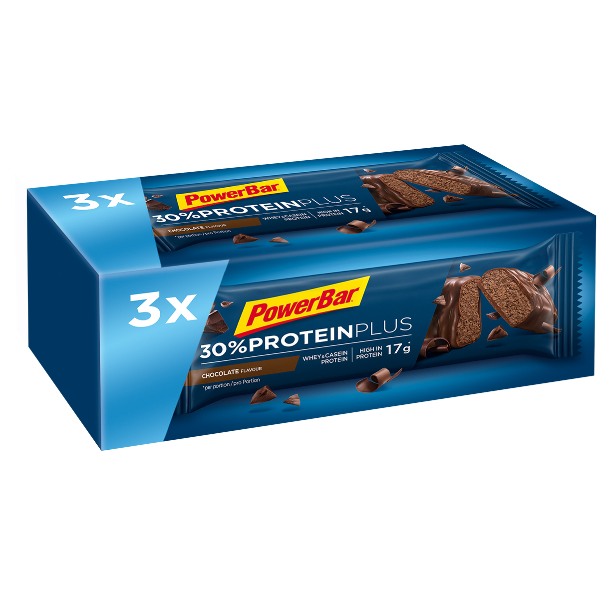 MULTIPACK 30% PROTEIN PLUS 3 Riegel