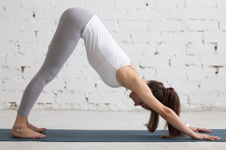 posture yoga endurance musculaire